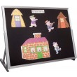 Tabletop Fabric Easel