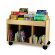 Mobile Library Bookcases