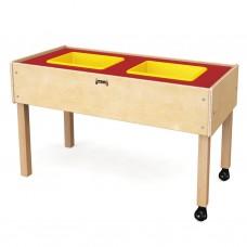 Jonti-Craft® Toddler 2 Tub Sensory Table