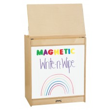Jonti-Craft® Big Book Easel - Magnetic Write-n-Wipe - ThriftyKYDZ®