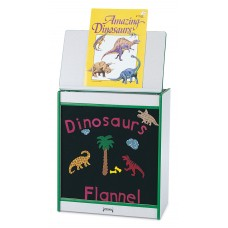 Rainbow Accents® Big Book Easel - Flannel - Blue