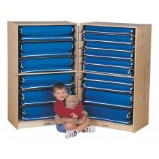 Jonti-Craft® Fold-n-Lock Mat Storage