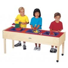 Jonti-Craft® 3 Tub Sensory Table