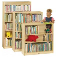 Jonti-Craft® Short Bookcase - RTA