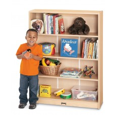 MapleWave® Tall Bookcase