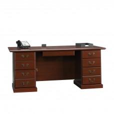 Heritage Hill Executive Desk - Classic Cherry