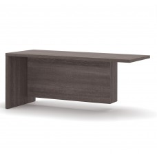 Pro-Linea Return table in Bark Gray