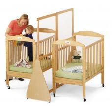 Jonti-Craft® See-Thru Large Crib Divider