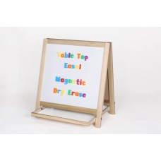 """19.5"""" H x 18"""" W Magnetic Table Top Easel"""