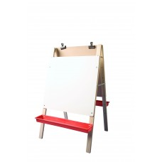 "40"" H x 24"" W Child's Preschool Easel"