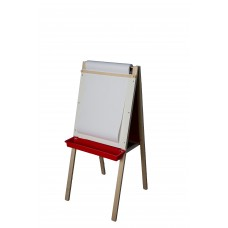 "44"" H x 19"" W Child's Paper Roll Easel"