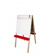 """48"""" H x 24"""" W Adjustable Paper Roll Easel"""