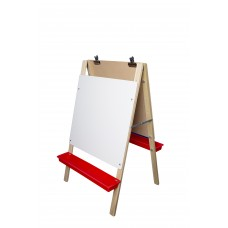 """48"""" H x 24"""" W Adjustable Double Easel"""