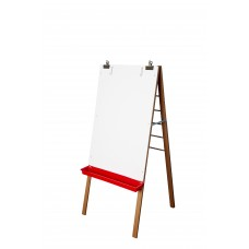 """54"""" H x 24"""" W Classroom Painting Easel"""
