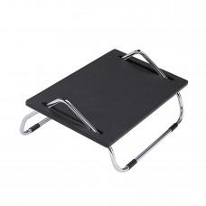 """Ergo-Comfort® 8""""H Adjustable Footrest (Qty. 4) - Black"""