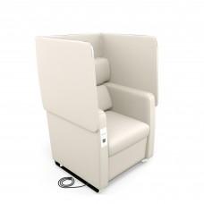 Morph Series Soft Seating Chair, Linen