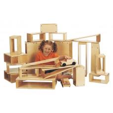 Jonti-Craft® Hollow Blocks - Introductory Set