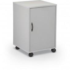 Single Fax / Laser Printer Stand (Gray)