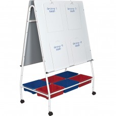 Mobile Lap Board Teacher Easel