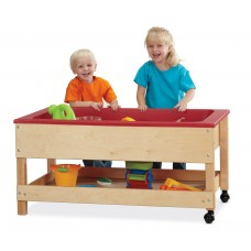 Jonti-Craft® Toddler Sensory Table with Shelf