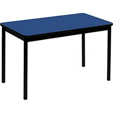 """High Pressure Lab Table-36"""" Height - 30""""x48"""" - Blue"""