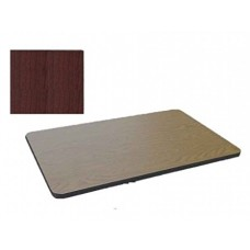 Bar & Cafe Table Parts-TOP ONLY - 30x42 - Cherry