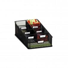 Onyx™ Condiment Carton - Black