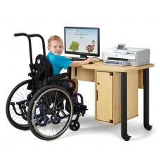 Jonti-Craft® Single Computer Lab Table
