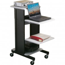 Pres Cart Opt Shelf (Gray)