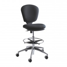 Metro™ Extended-Height Chair - Black