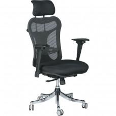Ergo Ex Chair (Black) (1/Carton)