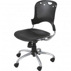 Circulation Task Chair (Black) (1/Carton)
