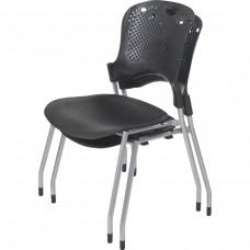 Circulation Stacking Chair - Black - Set Of 2