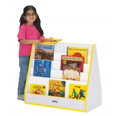 Rainbow Accents® Pick-a-Book Stand - Yellow