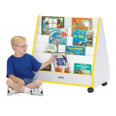Rainbow Accents® Pick-a-Book Stand - Mobile - Blue