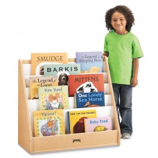 MapleWave® Flushback Pick-a-Book Stand