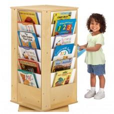 Jonti-Craft® Revolving Small Literacy Tower