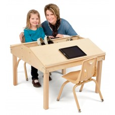 """Jonti-Craft® Quad Tablet And Reading Table - 20½"""" High"""