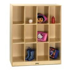 Jonti-Craft® 12 Cubbie Locker Storage
