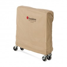Crib Saver™ Compact Crib Cover Fits HideAway  & Royale compact cribs in folded position and most other brands. - Tan - N/A