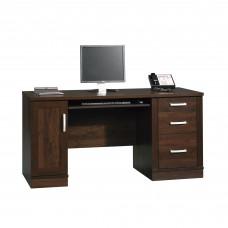 Office Port Credenza - Dark Alder