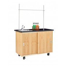 Economy Mobile Lab Table