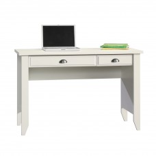 Shoal Creek Computer Desk - Soft White