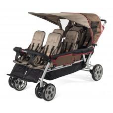 The LX6™  6-Passenger Stroller - Earthscape - N/A
