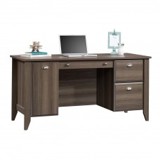 Shoal Creek Computer Desk - Diamond Ash