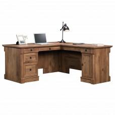 Palladia L-Desk - Vintage Oak