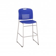 Vy™ Bistro-Height Sled Base - Blue