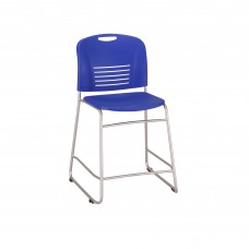Vy™ Counter Height Chair - Blue