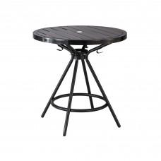 CoGo™ Steel Outdoor/Indoor Table - Black