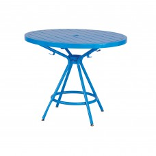CoGo™ Steel Outdoor/Indoor Table - Blue